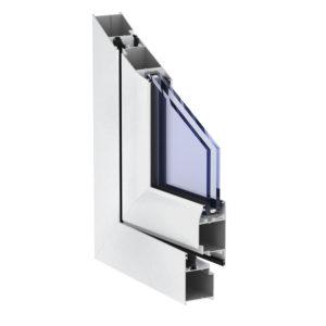 aluminium door for bathroom