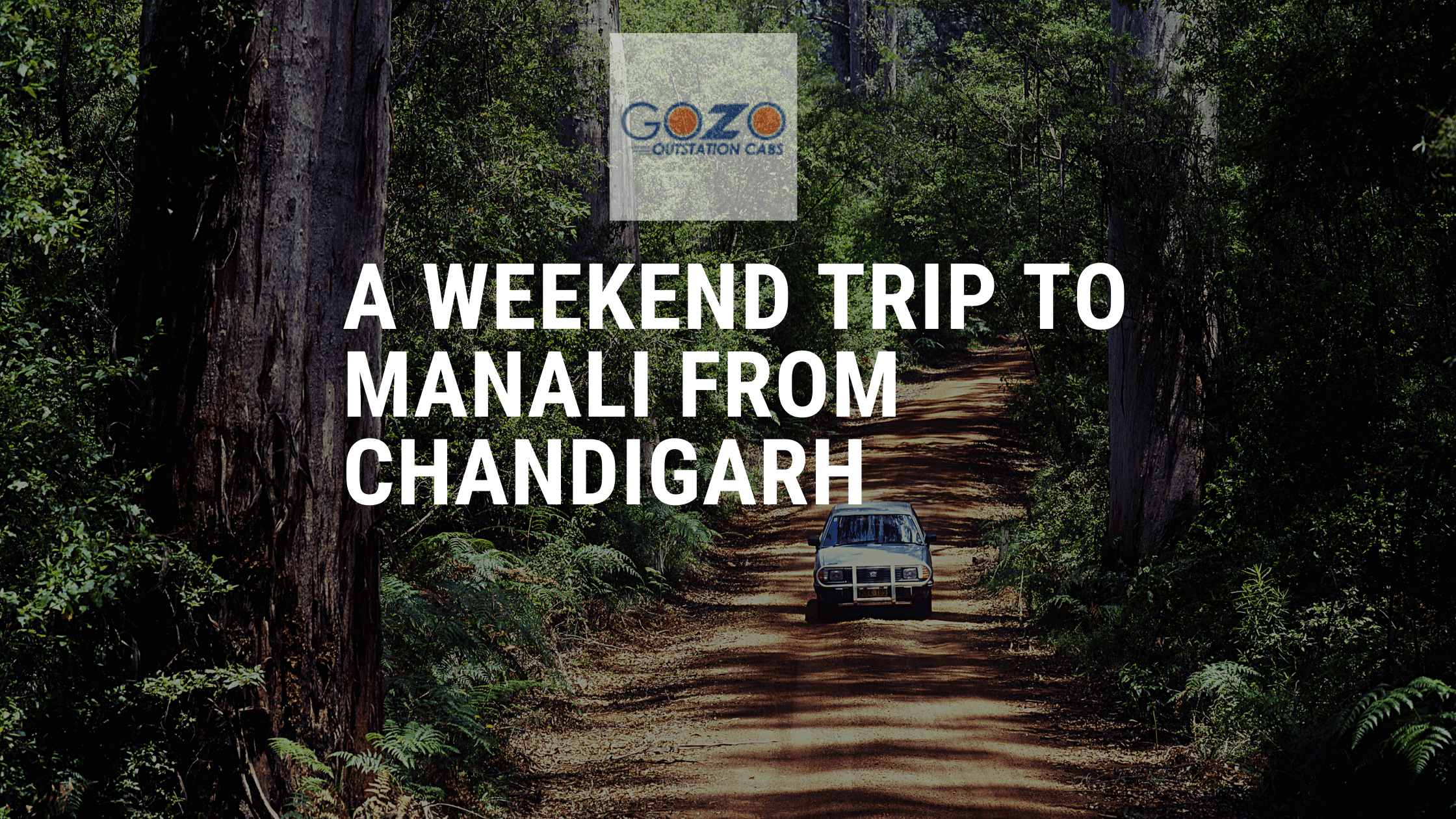 A short trip from Chandigarh to Manali